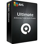 AVG Ultimate - Licence 2 ans - 10 appareils - A télécharger