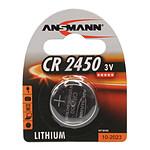 Ansmann Pile Bouton Lithium Cr2450 3 V ANS_CR2450