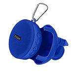 Avizar Enceinte sans-fil Bleu pour Tous les appareils dotés de la fonctions Bluetooth
