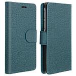Avizar Etui folio Bleu pour Tous les smartphones compris entre 5,81 et 6,3 pouces