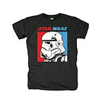 Star Wars - T-Shirt Two Tone Trooper  - Taille L