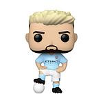 Football - Figurine POP! Sergio Agüero (Manchester City) 9 cm