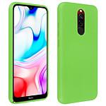 Avizar Coque Vert pour Xiaomi Redmi 8