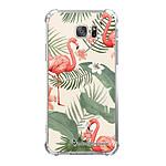 LA COQUE FRANCAISE Coque Samsung Galaxy S7 anti-choc souple angles renforcés transparente Flamants Rose