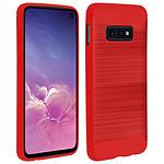 Avizar Coque Rouge pour Samsung Galaxy S10e