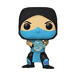 Mortal Kombat - Figurine POP! Sub-Zero 9 cm
