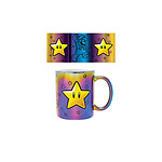 Super Mario - Mug Metallic Star Power