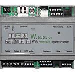 Cartelectronic Serveur De Suivi D'énergie Web Energie Superviseur V2 SERV_WES