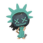 American Nightmare - Figurine POP! Lady Liberty (Election Year) 9 cm