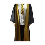 Harry Potter - Robe de sorcier Hufflepuff  - Taille L