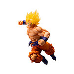Dragon Ball - Statuette Ichibansho Super Saiyan Son Goku 93' 16 cm