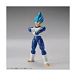 Dragonball Super - Figurine Plastic Model Kit Figure-rise Super Saiyan God Super Saiyan Vegeta