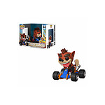 Crash Bandicoot Crash Team Racing - Figurine POP! Rides Vinyl figurine  15 cm