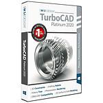 TurboCAD 2020 Platinum  - Licence perpétuelle - 1 poste - A télécharger