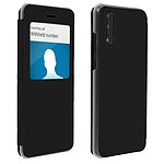 Avizar Etui folio Noir pour Huawei P20
