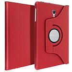 Avizar Etui folio Rouge pour Samsung Galaxy Tab A 10.5