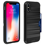 Avizar Coque Noir pour Apple iPhone X , Apple iPhone XS