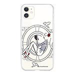 LA COQUE FRANCAISE Coque iPhone 11 360 intégrale transparente Sur les Toits de Paris Tendance