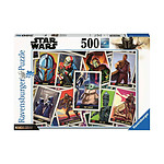 Star Wars The Mandalorian - Puzzle The Child (500 pièces)