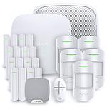 Alarme maison Ajax StarterKit blanc - Kit 6