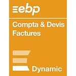 EBP Compta & Devis Factures DYNAMIC - Licence 1 an - 1 poste - A télécharger