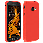 Avizar Coque Rouge pour Samsung Galaxy Xcover 4 , Samsung Galaxy Xcover 4s