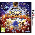 Sonic Boom Le Feu et La Glace 3DS  (DS)