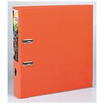 Exacompta Classeur à levier Prem'Touch dos 80mm A4 orange
