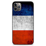 1001 Coques Coque silicone gel Apple iPhone 11 Pro Max motif Drapeau France