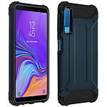 Avizar Coque Bleu pour Samsung Galaxy A7 2018