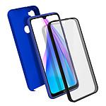 Avizar Coque Bleu pour Xiaomi Redmi Note 8T , Xiaomi Redmi Note 8