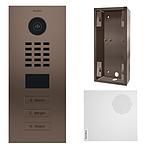 Doorbird Portier vidéo IP 3 sonnettes - D2103BV Bronze