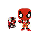 Deadpool - Figurine POP! Bobble Head Thumb Up 10 cm