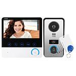 Orno Kit Interphone Vidéo Avec écran 7 Pouces Et Lecteur D'accès Rfid - Orno ORN_VDP-60