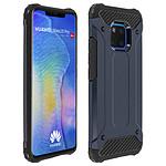 Avizar Coque Bleu Nuit pour Huawei Mate 20 Pro