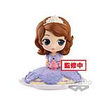 Disney - Figurine Q Posket SUGIRLY Sofia Normal Color Ver. 9 cm