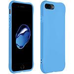 Avizar Coque Bleu pour Apple iPhone 7 Plus , Apple iPhone 8 Plus