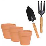 Coffret jardinage