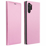 Avizar Etui folio Rose pour Samsung Galaxy Note 10 Plus