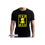 Assassination Classroom - Tshirt homme S.A.A.U.S.O - Taille XL