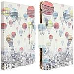 Avizar Etui folio Multicolore pour Tablettes entre 10 et 11 pouces