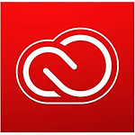 Adobe Creative Cloud all Apps - Particuliers - Licence 1 an - 1 poste - A télécharger