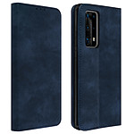 Avizar Etui folio Bleu Nuit pour Huawei P40 Pro , Huawei P40 Pro Plus