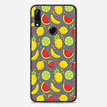 1001 Coques Coque silicone gel Huawei P Smart Z motif Fruits tropicaux