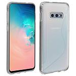 Avizar Coque Blanc pour Samsung Galaxy S10e