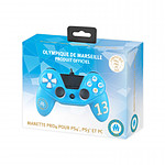 OM Olympique de Marseille Pro4 wired controller pour PS4