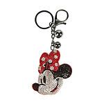 Disney - Porte-clés acrylique 3D Minnie Mouse Face