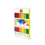 LEGO - Set de 12 feutres Bricks