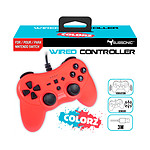 Subsonic Pro S wired controller Colorz Nintendo Switch