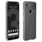 Avizar Coque Transparent pour Google Pixel 3 XL